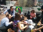Latin party 158