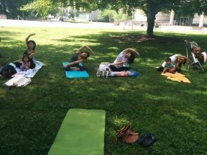 Yoga Masha